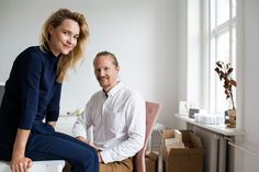ganni's ditte refstrup on need supply co.