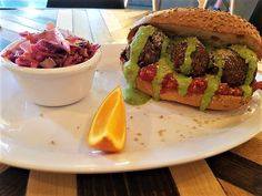 Enjoy delicious and fresh vegan food at this vegan restaurant in Milwaukee Wisconsin. Urban Beets Cafe & Juicery is colorful vegan cafe in the heart of downtown Milwaukee.