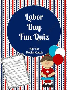 memorial day quiz printable