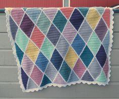 Ravelry: Harlequin Blanket pattern by Solveig Grimstad