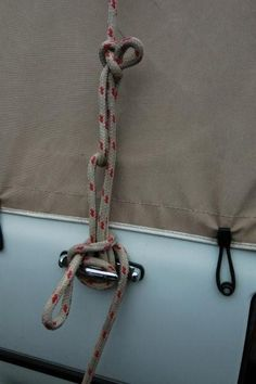 Useful knots for camping