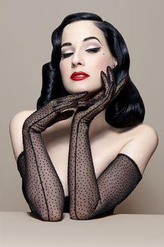 Dita Von Teese The Gloves Collection