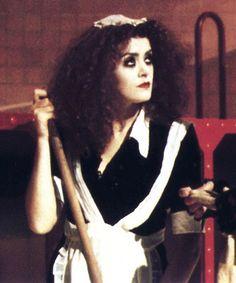 Rocky Horror Magenta genuine MAIDS uniform DRESS costume M outfit 10 12  #Dress