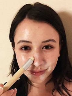 We Tested the Weirdest New Korean Pore Treatments: Cosrx Blackhead Brush | allure.com
