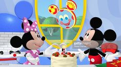 """CLUBHOUSE - In """"Happy Birthday, Toodles,"""" as they prepare for Toodles' surprise birthday party, Mickey and friends must carefully collect all of their Mouseketools without Toodles knowing so they. Get premium, high resolution news photos at Getty Images Mickey Mouse Clubhouse Episodes, Mickey Mouse Movies, Minnie Bow, Minnie Mouse, Mickey Party, Disney Junior, Mickey And Friends, 3d Wallpaper, Games For Kids"""