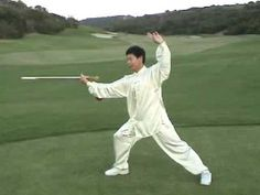 Tai Chi Sword Form 32 Yang Taiji Jian  I'm working on this form in this period :) Love it a lot!