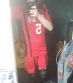 Feeling cute in this lot tbh (Also I realize it looks like I have the shorts on backward lmao) #Manga #Anime #AnimeCosplay #MangaCosplay #Cosplay #Cosplayer #Haikyuu #VolleyballAnime #HaikyuuCosplay #Kenma #KenmaKozume #Kozume #KozumeKenma #Kuroo #KurooTetsurou #Tetsurou #TetsurouKuroo #Nekoma #TeamCats #Hinata #HinataShoyo #Kageyama #KageyamaTobio #TobioKageyama #KuroKen #KurooxKenma #KenmaxKuroo