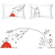 Love You Madly Couple Pillowcases