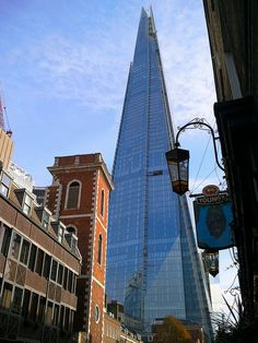 the shard in london, one of my favourite buildings in Europe: http://www.europealacarte.co.uk/blog/2015/06/29/my-favourite-bui-ldings-in-europe/