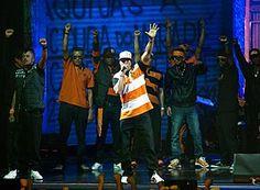 Racionais MC's faz show no Carioca Club (Eduardo Anizelli/Folhapress)