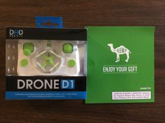 Free Drone from Camel #freestuff #freebies #samples #free
