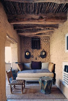 mediterraneanfeel:  Taroudant,Morocco Le Bastion, one of four...