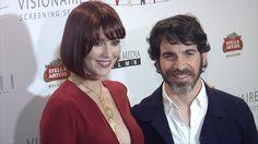 """Mary Elizabeth Winstead, Chris Messina, Katie Nehra """"Alex of Venice"""" Pre..."""