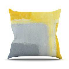 Found it at AllModern - Inspired by CarolLynn Tice Throw Pillow