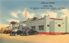 Timeless America: Vintage Postcards of Gas Stations, Restaurants ...