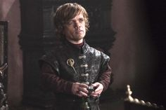 Peter Dinklage is a Golden Globe winner for Game of Thrones. We're hoping for a well-deserved Emmy!