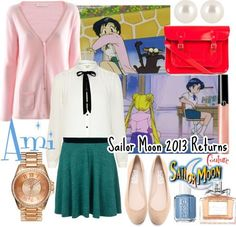 Sailor moon Style I love this! Casual Cosplay, Cosplay Outfits, Anime Outfits, Cosplay Costumes, Cute Outfits, Sailor Moon Outfit, Sailor Moon Cosplay, Fandom Fashion, Geek Fashion