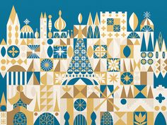 Dribbble - it's a small world by Louie Mantia