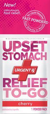 UrgentRx Upset Stomach Relief