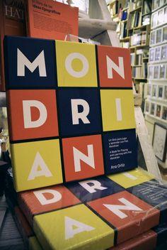 Mondrian para niños. Un libro para jugar y aprender. Divertido para todos, con actividades para toda la familia y ¡en español e inglés!! Para saber más, para jugar, para amar el arte. ¡no te lo pierdas, ya en tu biblioteca!