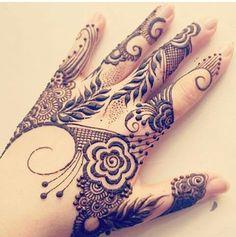 Full Mehndi Designs, Latest Henna Designs, Finger Henna Designs, Mehndi Design Pictures, Mehndi Designs For Fingers, Beautiful Henna Designs, Henna Tattoo Designs, Henna Body Art, Henna Art