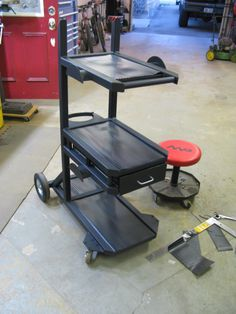 Welding Cart Project - Now complete, pics on page 5! - Page 4 - Ranger-Forums…