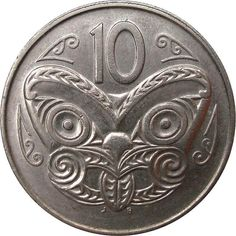 The old ten cent coin