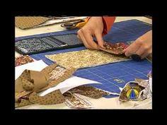 Carteira de patchwork | Sabor de Vida 07.06.2011 - YouTube