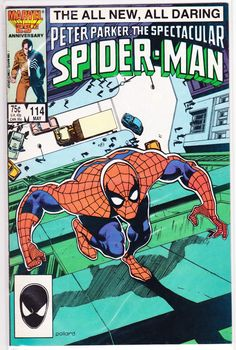 Title: Spectacular Spider-Man (Peter Parker) | Year: 1976 | Publisher: Marvel | Number: 114 | Print: 1 | Type: Regular | TitleId: 5d40f9ff-adb2-4cbd-8b93-352766854c89