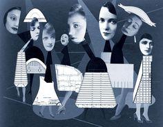 Miscellany - DANIEL BUENO collage art