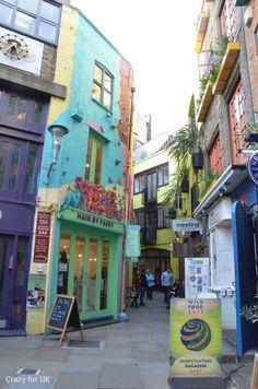 Neal's Yard, London