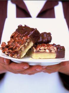 Barefoot Contessa - Recipes - Pecan Squares