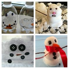 Snow Themed Science Activities For Kids | Spoonful