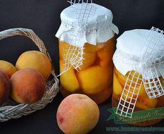 Compot de Piersici Decojite Blog, Dairy, Cheese, Breakfast, Sweet, Morning Coffee, Candy, Blogging