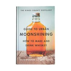 """At one point, every guy has thought about making his own whiskey or beer. This book from the newly founded Kings County Distillery in Brooklyn (the first established in that borough since Prohibition) covers the history and the processes involved in making many styles of your very own homemade hooch. There's even a chapter on recipes to pair with your newly made libations, like """"bourbon shrimp and grits."""" So if you're looking to finally take the plunge into distilling or just want to put ..."""