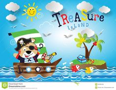 PIRATE Cartoon - Download From Over 60 Million High Quality Stock Photos, Images, Vectors. Sign up for FREE today. Image: 93395536