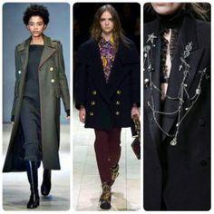 top-7-modele-de-haine-de-toamna-la-moda_a Military Jacket, Celebrities, Jackets, Style, Fashion, Down Jackets, Swag, Moda, Field Jacket