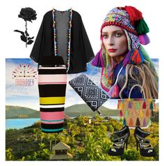 """""""Tribalover"""" by vaslida ❤ liked on Polyvore featuring River Island and tribalover"""