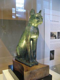British Museum  - Bastet, The Cat Goddess