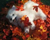 Custom Pet Portrait / Needle Felted Dog / Handmade Animal Sculpture / Lifelike / Lifesize