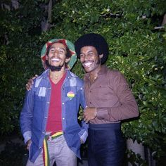 Photos by bobmarleyarchive on Instagram