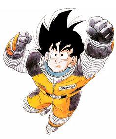 Astronaut Goku #nameku #dbz