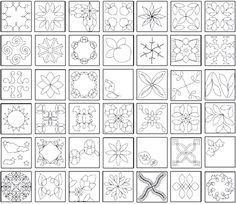 Wire Jig Patterns Free Printable