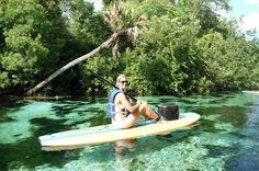 Florida's Weeki Wachee River | 13 Places Where Southerners Don't Want You To Vacation