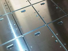 Sheet metal work and fabrications in the UK