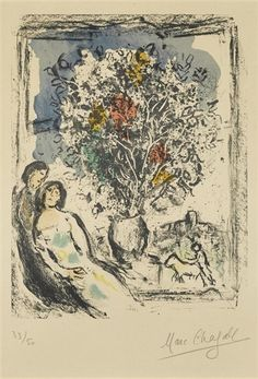 Marc Chagall, The Little Window