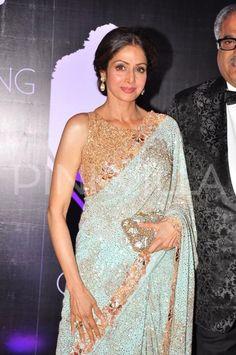 Sridevi-Boney Kapoor & Jaya Prada at Chiranjeevi's 60th birthday celebrations! | PINKVILLA