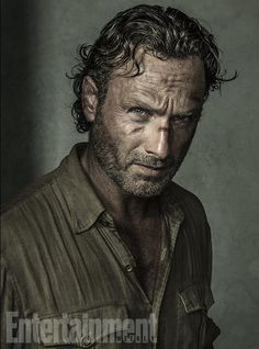 The Walking Dead - Andrew Lincoln - Rick Grimes