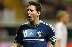 Leo Messi....