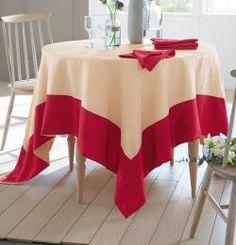 Linge de table Touraine